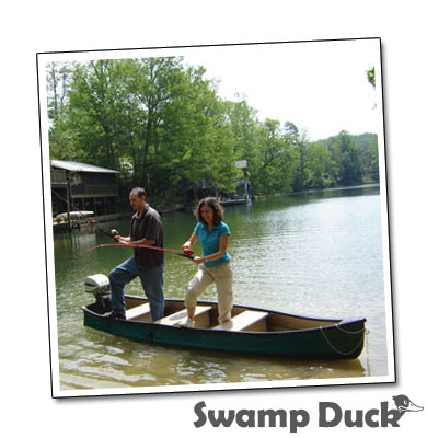 Swamp Duck Boats